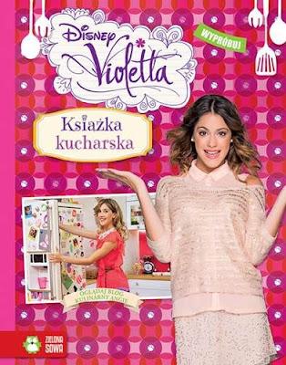 [Recenzja] Violetta. Książka kucharska.
