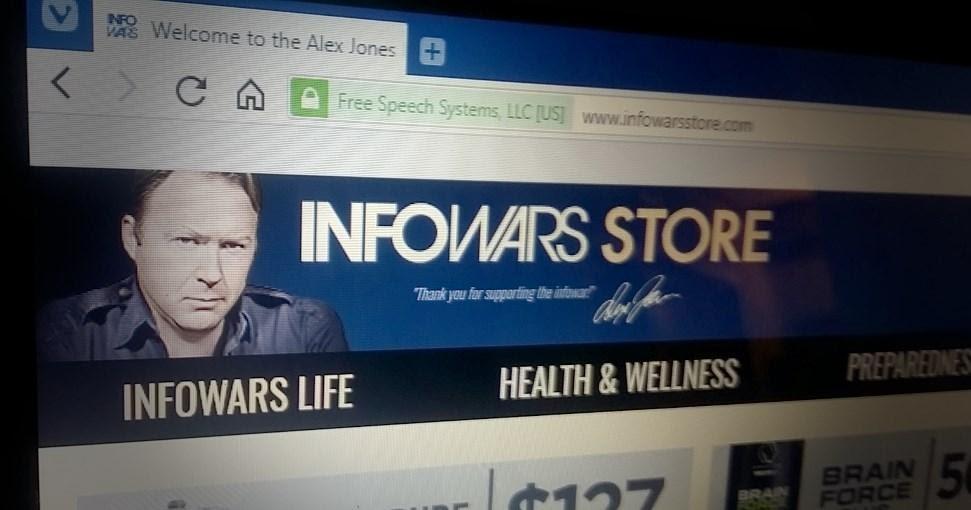 Infowars-store