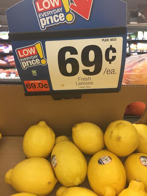 """Produce priced as """"each"""""""
