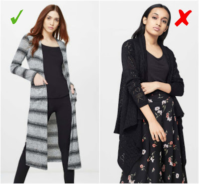 Fashion Hacks Indian women To Look Taller Instantly