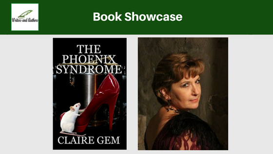 Book Showcase: The Phoenix Syndrome by Claire Gem #Giveaway #books