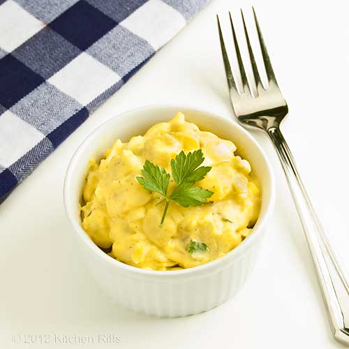 Mustard Potato Salad