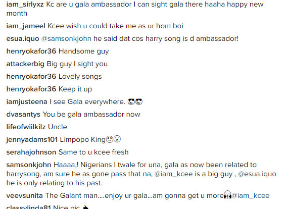 Gala is still the best - KCee mocks Harrysong after re-arrest