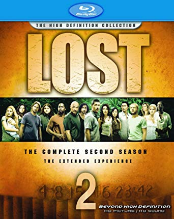 Lost - 2ª Temporada Séries Torrent Download capa