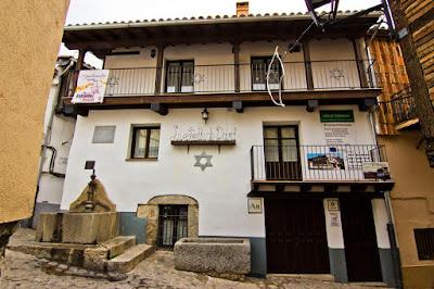 Barrio Judío Hervás
