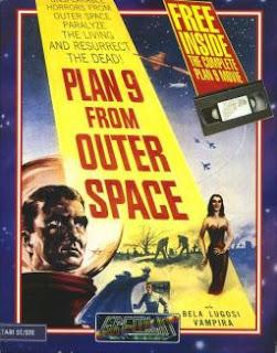 Videojuego Plan 9 del Espacio Exterior