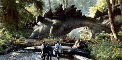 """""""Парк Юрского периода 2: Затерянный мир"""" 1997 г. реж. Стивен Спилберг"""