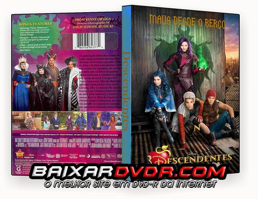 DESCENDENTES (2015) DUAL AUDIO DVD-R OFICIAL