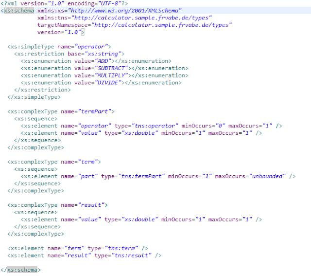 SOAP Web Services - CXF/JiBX [JAX-WS] - DZone Integration