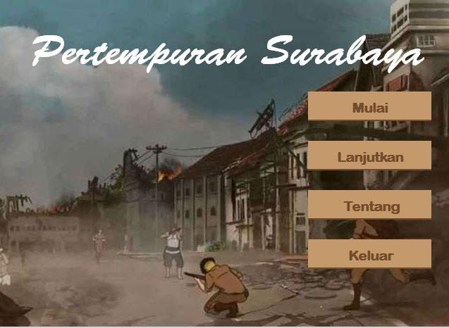 Mini Game -  Battle Of Surabaya