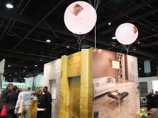 Tile of Spain's booth at Coverings 2013