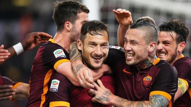 Roma vs Olympique Lyon