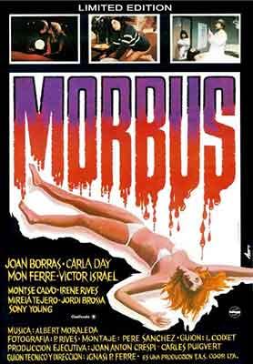 Morbus la película dirigida por Ignasi P. Ferré por fin editada en DVD