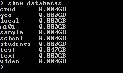 MongoDB for absolute beginners: June 2016