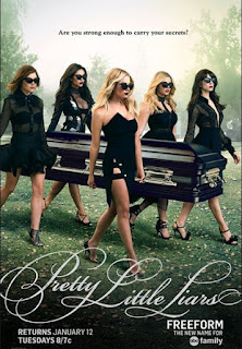 Pretty Little Liars Temporada 6 Poster
