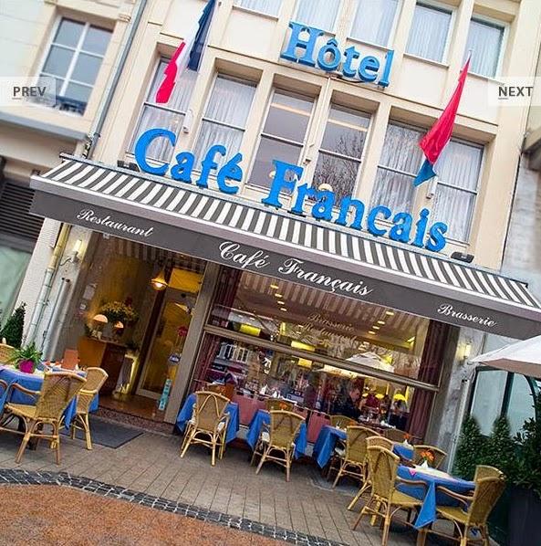 Café Français em Luxemburgo