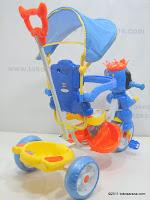 4 Sepeda Roda Tiga WIMCYCLE PUPPY