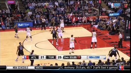 Frekuensi siaran NBA Premium SD di satelit Measat 3 Terbaru