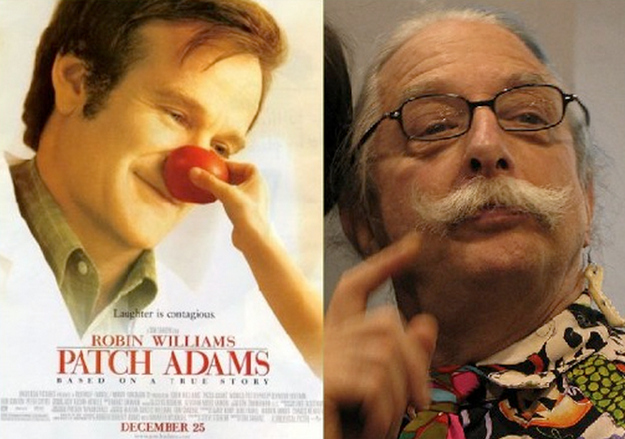 ผลการค้นหารูปภาพสำหรับ Patch Adams (1998)