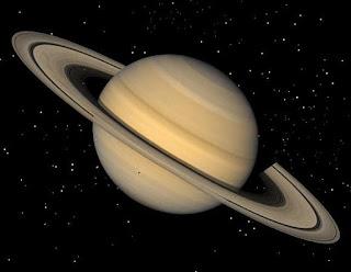 Jarak Saturnus Ke Matahari