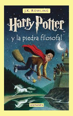 Reseña: Harry Potter y la Piedra Filosofal (HP#1) de J. K. Rowling