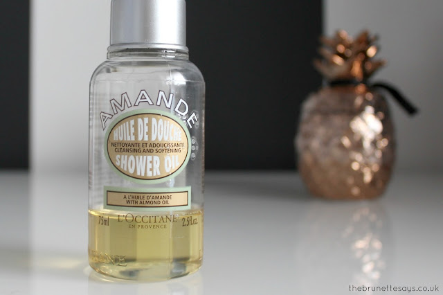 l'occitane, shower oil, bath/body