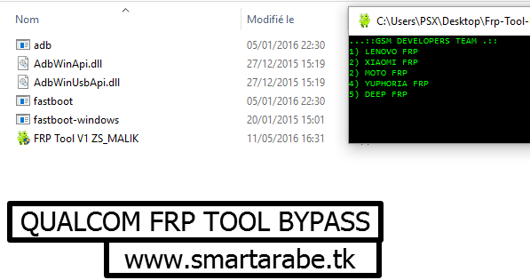 Qualcom FRP Toll version 1.0 Ice_screenshot_20160524-125126