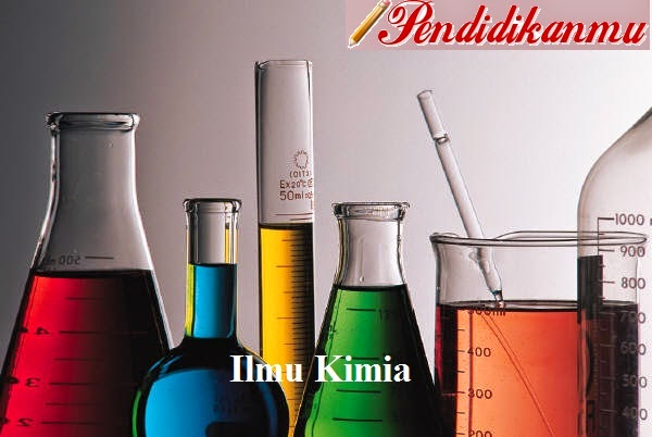 Kedudukan Ilmu Kimia di antara Ilmu-Ilmu lainnya