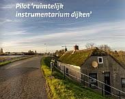 foto cover Pilot 'ruimtelijk instrumentarium dijken'
