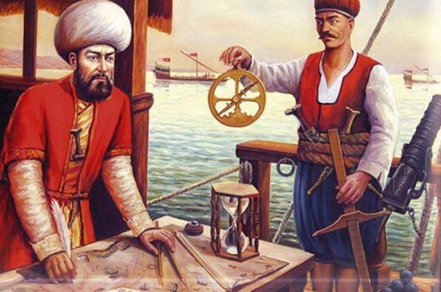 Κωνσταντινούπολη :Η ιστορία του Πίρι Ρέις και ο χάρτης – μυστήριο