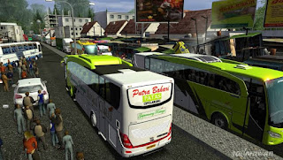 BUSSID MOD Apk V.2.8 (Bus Simulator Indonesia) Unlimited Money