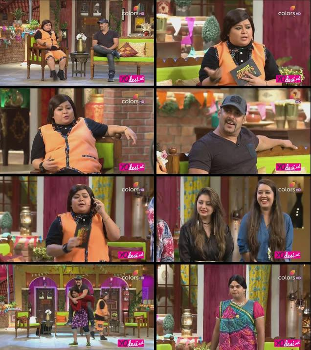 Comedy Nights Live 02 July 2016 HDTV 480p