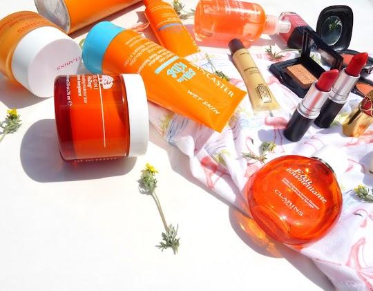 Kolor Dnia: Pomarańcz