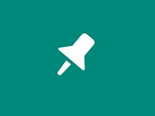 cara menggunakan pinned chat whatsapp