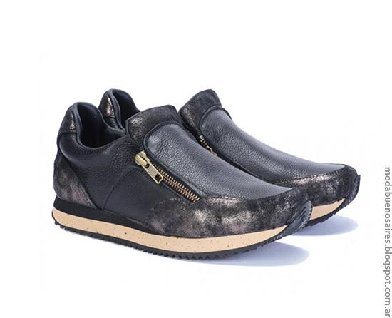 Zapatillas colección primavera verano 2017 Pamuk.