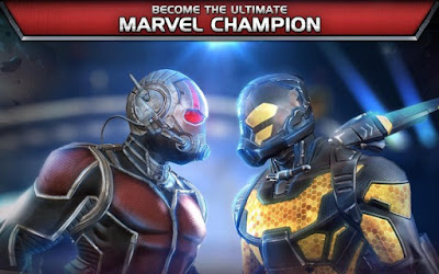 MARVEL Contest of Champions v9.0.0 Apk (Mod Damage)