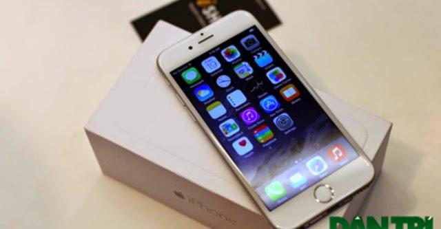 Viettel chính thức công bố giá iPhone 6, iPhone 6 Plus