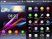 Custom Rom Terbaru Smartfren Andromax G2 - Rom Xperia Z3 Wannabe Gaming Edition