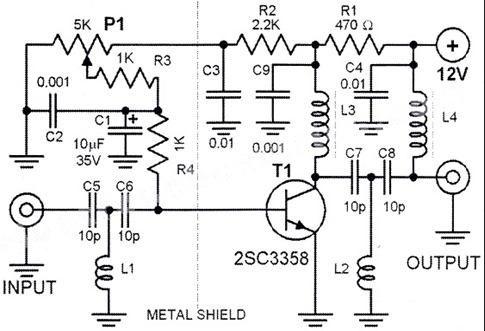 Membuat Penguat Antena UHF Booster Bagus dan Sederhana