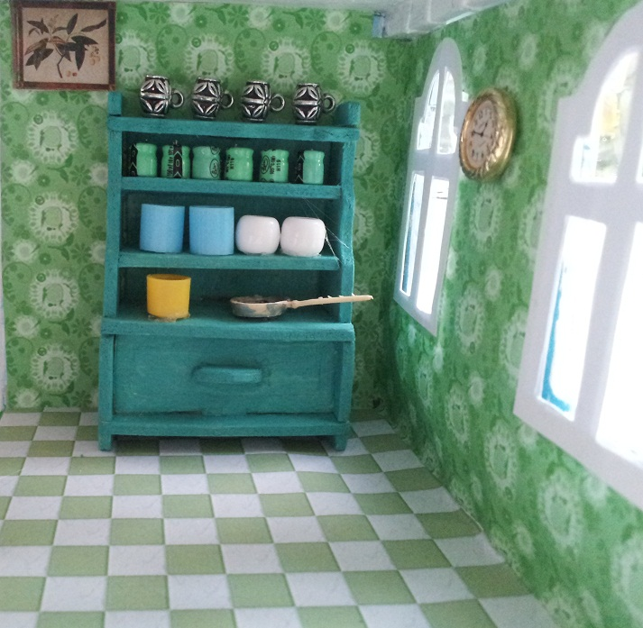 Dollhouse Escapes More Recycling Tips For Miniature Makers