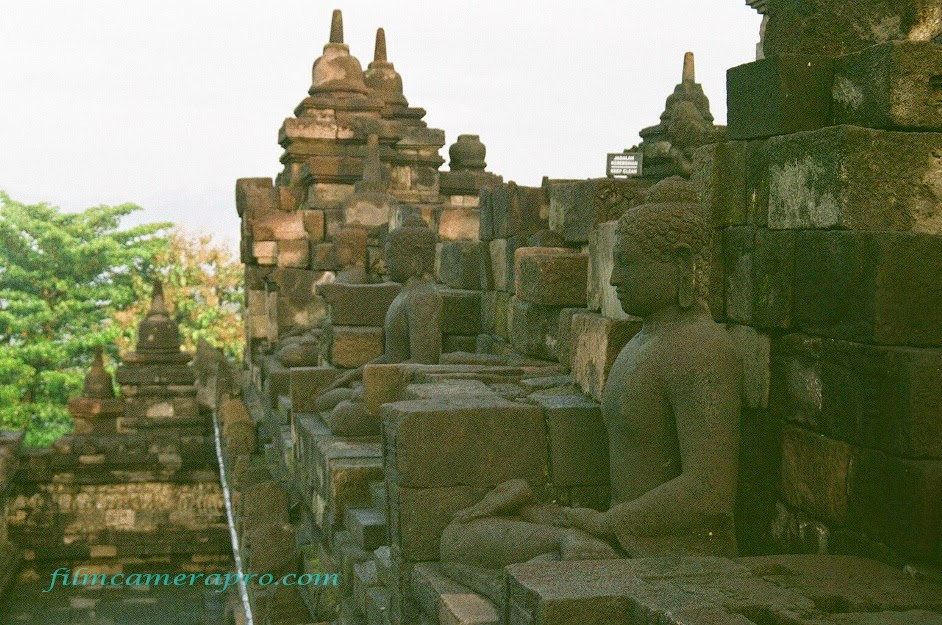 Budha of Borobudur