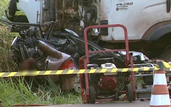 Morre dupla sertaneja Fábio e Guilherme acidente de carro neste domingo (21) (Imagem: Reprodução/Instagram)