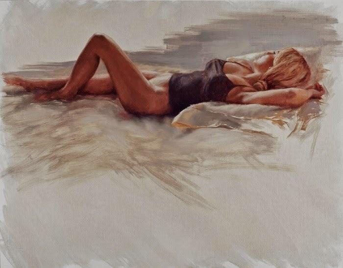 Современный художник-реалист. Derek Harrison