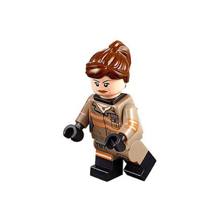 LEGO gb016 - Erin Gilbert
