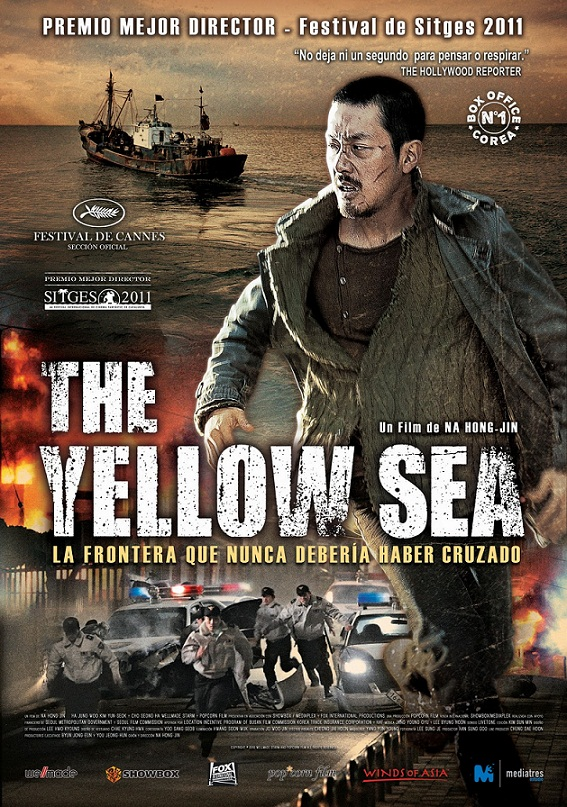 Sinopsis The Yellow Sea (2010)