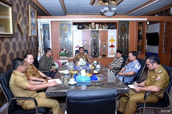 Lampura berkomitmen mewujudkan Pemilu 2019 Damai Aman dan Tertib.