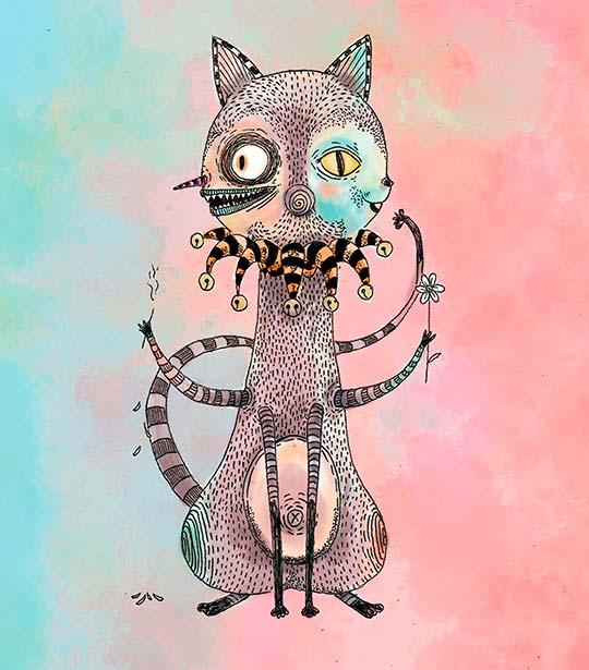 Ilustración de Jhonatan Correa aka Zig