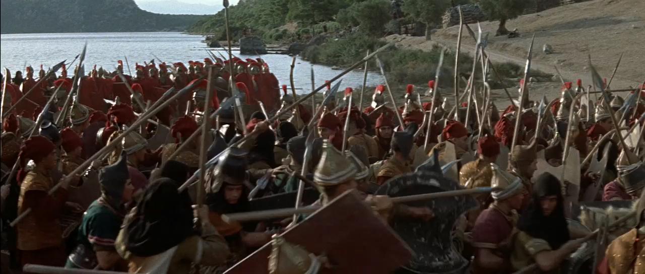 300 spartans 1962 full movie