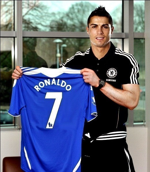Chelsea battle Manchester United to Cristiano Ronaldo  FootyRoom