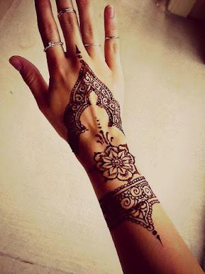 cuidado tattoo henna